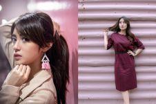 10 Penampilan terbaru Nabilah setelah keluar dari JKT48, semakin cakep