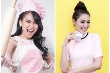Sama-sama dekat Igun, ini 9 beda gaya Ayu Ting Ting & Miss Thailand