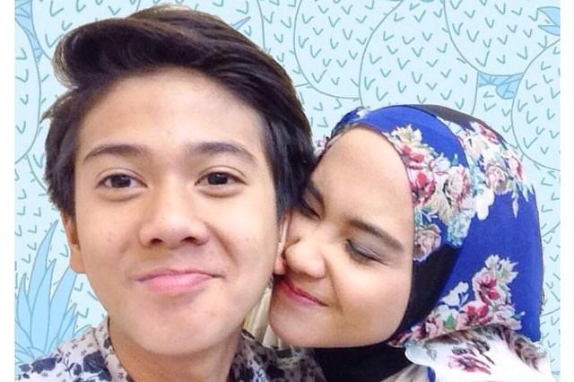 10 Potret akur & kompaknya Iqbaal Ramadhan dengan kakaknya yang cantik