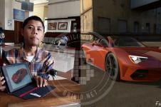 Fahmi Husaen, mahasiswa UGM berkursi roda peraih prestasi desain mobil