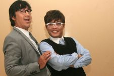 Kerap duet di TV, ini 8 beda gaya Sule & Andre di kehidupan nyata