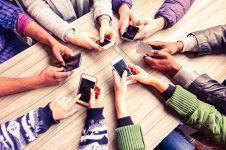Smartphone ini cocok untuk anak milenial, baterainya tahan 2 hari