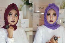 Lagi heboh, ini 10 koleksi hijab pocong yang detailnya nyeleneh banget