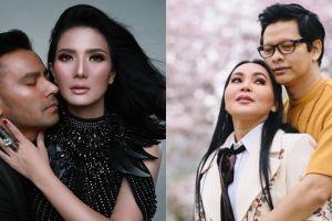 6 Vokalis grup band rock Indonesia ini memiliki istri yang cantik