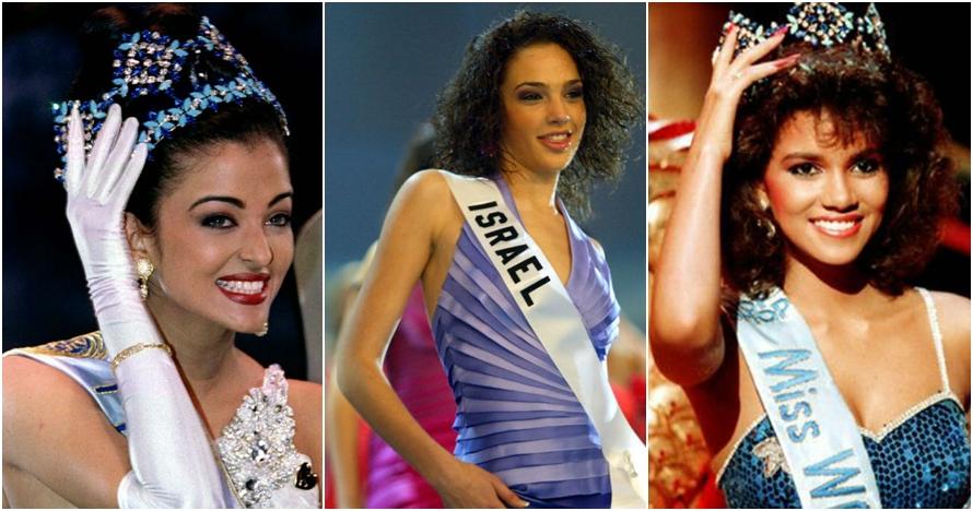 10 Juara ajang kecantikan yang kini jadi aktris terkenal di dunia