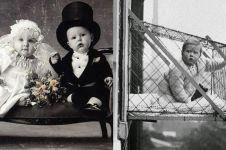 10 Pola asuh anak abad ke-19 ini absurd abis, percaya sama mitos