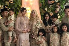6 Momen pengajian Syahnaz menjelang hari pernikahan, penuh haru