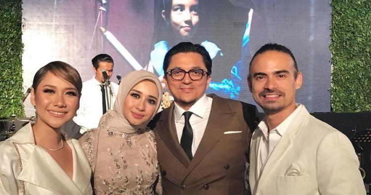 Dinikahi pria Malaysia, ini beda kemesraan BCL-Ashraf dan LCB-Emran