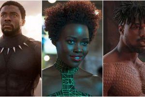 Filmnya terlaris, 6 pemain Black Panther ini pernah dapat peran konyol