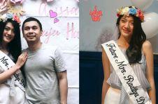 8 Momen manisnya bridal shower Anissa Aziza, calon istri Raditya Dika