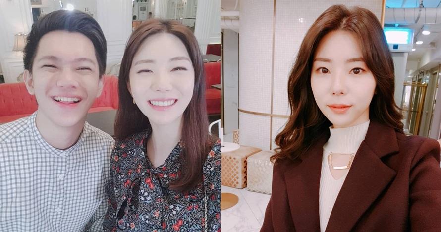 10 Pesona cantik Han Da-eun, pasangan Brandon Salim di drama Korea