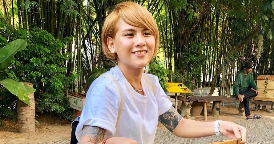 Kunjungi Thailand, 5 penampilan Evelyn mantan Aming ini dipuji cantik