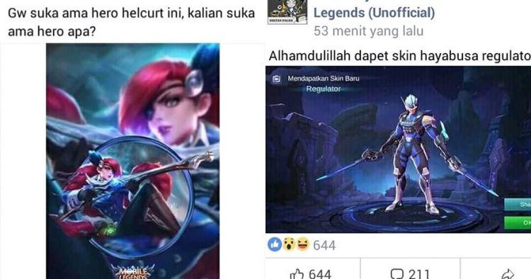 10 Meme ngaku pemain pro Mobile Legend ini bikin tepuk jidat