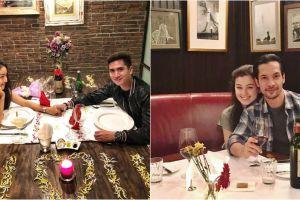 Gaya dinner 7 pasangan artis yang masih pacaran ini romantis abis