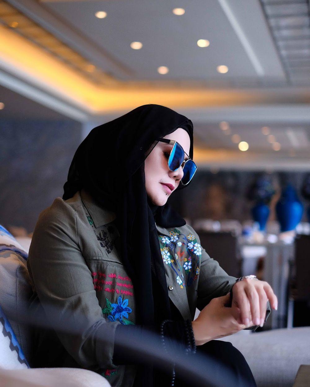 sarita abdul mukti © 2018 instagram
