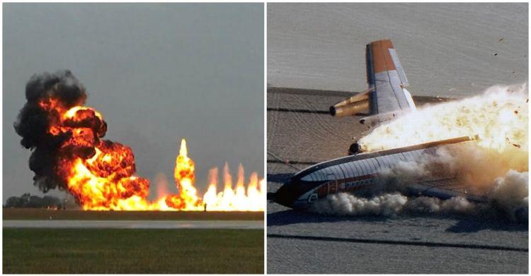 8 Kecelakaan dengan kerugian termahal di dunia, capai triliunan rupiah