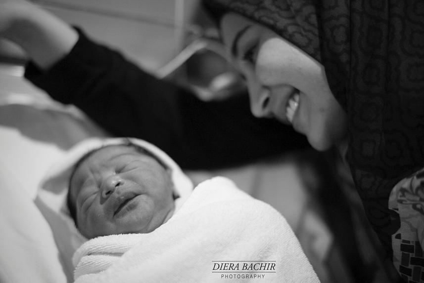 Anak ketiga Shireen dan Wisnu © 2018 brilio.net