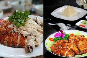 5 Tempat makan nasi ayam hainan di Jakarta, cita rasa Singapura