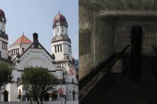 5 Tempat wisata seram di dunia, ada terowongan berisi jutaan tengkorak