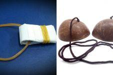 7 Mainan jadul handmade tanpa modal ini bikin ingat masa kecil