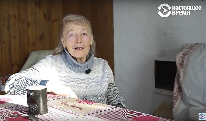 nenek Lyubov Morekhodova ©siberiantimes.com