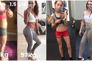 Bukan body goals, 6 cewek ini bukti definisi cantik nggak harus kurus