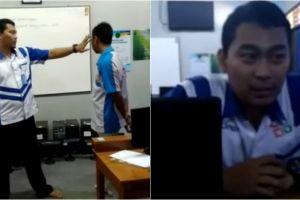 Viral, guru SMK di Purwokerto tampar muridnya hingga terhuyung
