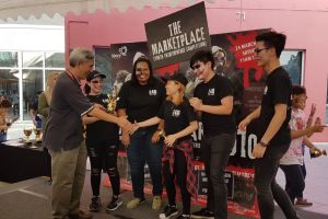 Bikin pizza tengkorak, mahasiswa Indonesia menang YEC Singapura 2018