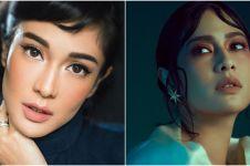 10 Potret Dian Sastro saat tampil full makeup, bikin pangling