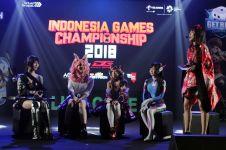 Turnamen eSport terbesar di Indonesia resmi dimulai nih, seru banget