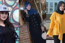 Adu gaya istri pelawak Wendi, Narji & Deny yang sama-sama cantik