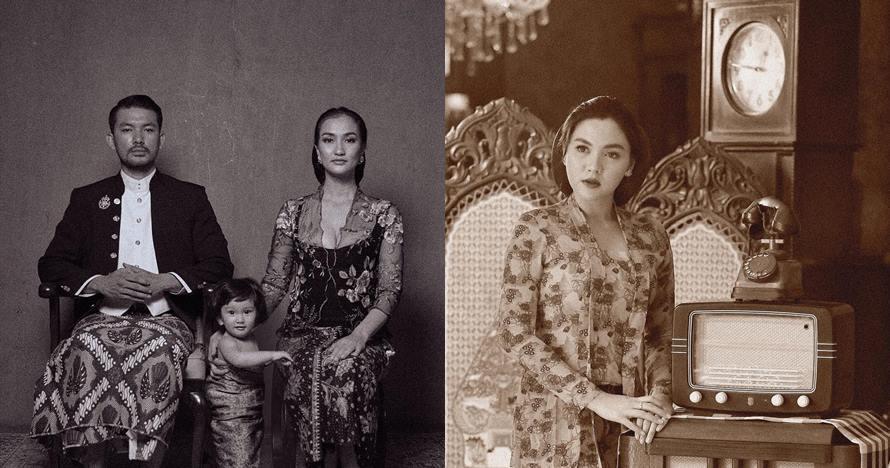 Gaya 10 artis berbalut kebaya peringati Hari Kartini, anggun banget
