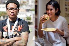 Bukan kue kekinian, 4 artis Tanah Air ini pilih bisnis burger