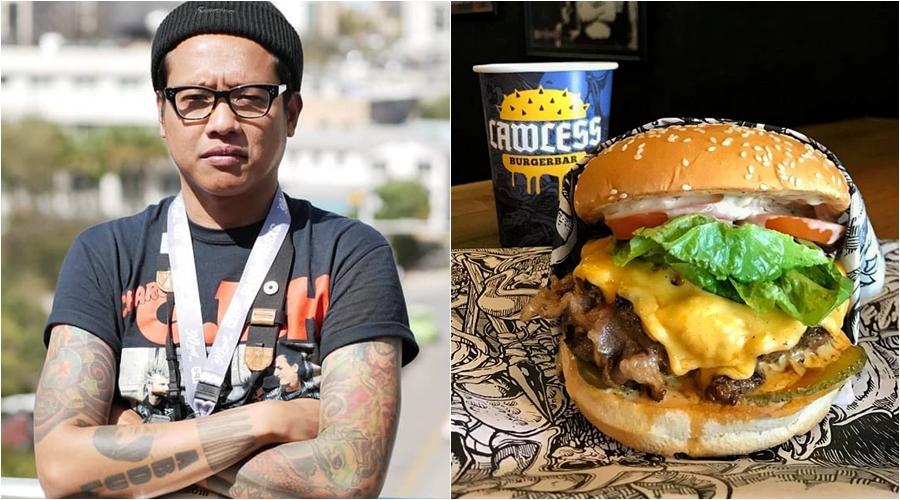Seleb bisnis burger © 2018 brilio.net
