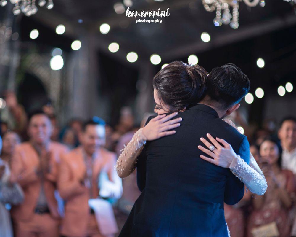 syahnaz jeje dansa resepsi © 2018 brilio.net