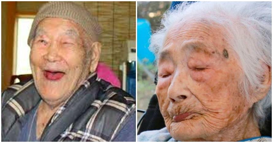 Nabi Tajima, wanita tertua di dunia meninggal dunia dengan 160 cucu