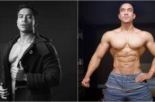 10 Potret badan kekar dokter Shazril Shaharuddin, cocok buat bersandar