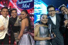 Indonesian Idol 2018 usai, ini pesan para juri pada Maria dan Abdul