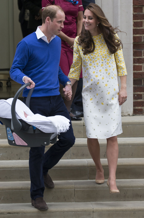 Beda gaya Kate Middleton  © 2018 brilio.net