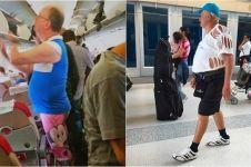 Gaya pakaian 15 kakek ini absurd abis, dijamin bikin tepuk jidat