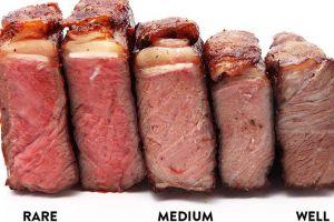 Suka makan steak? Ini 5 tingkat kematangan daging yang perlu kamu tahu