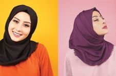 Awkarin bisnis hijab, ini 7 potretnya yang bikin hati adem