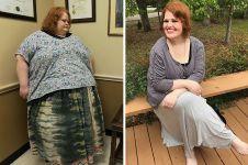 Transformasi 15 orang obesitas turunkan berat badan ini bikin melongo