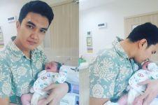 Resmi bercerai, mantan istri Aldi Taher melahirkan anak kedua