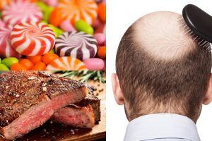 Ini 5 makanan yang bisa bikin rambutmu rontok