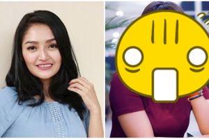 6 Penampilan terbaru Siti Badriah berambut poni, jadi imut banget