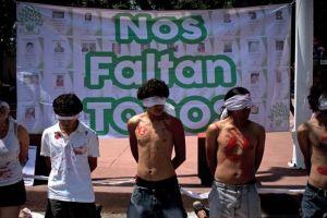 3 Mahasiswa Meksiko hilang dilarutkan dalam cairan asam, sadis