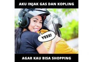 10 Meme 'kehidupan anak motor' ini bikin yang murung jadi senyum lebar