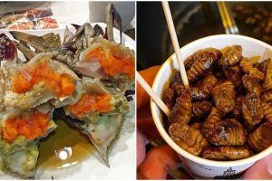 5 Kuliner ekstrem Korea Selatan ini bikin bergidik ngeri, berani coba?