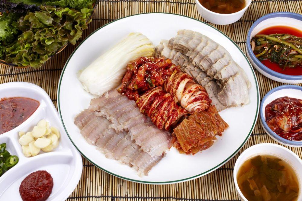Kuliner ekstrem dari Korea © 2018 Istimewa